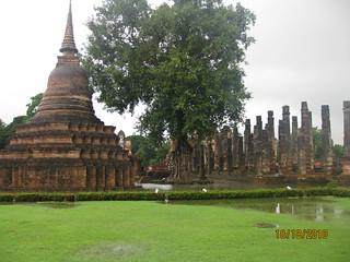 Sukhotahi Stupa Garden