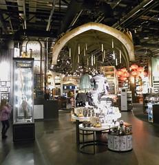Harry Potter studio tour: shop
