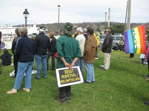 Port Jefferson: Peace, Justice, Occupy