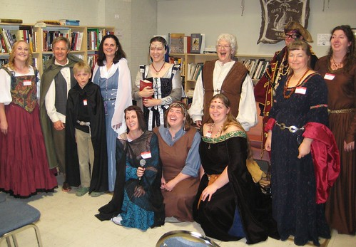 A Tolkien Reading Day Celebration