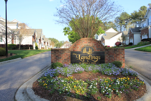 The Landings at Pine Creek, Cary NC