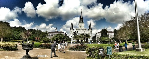 Jackson Square by tx20d