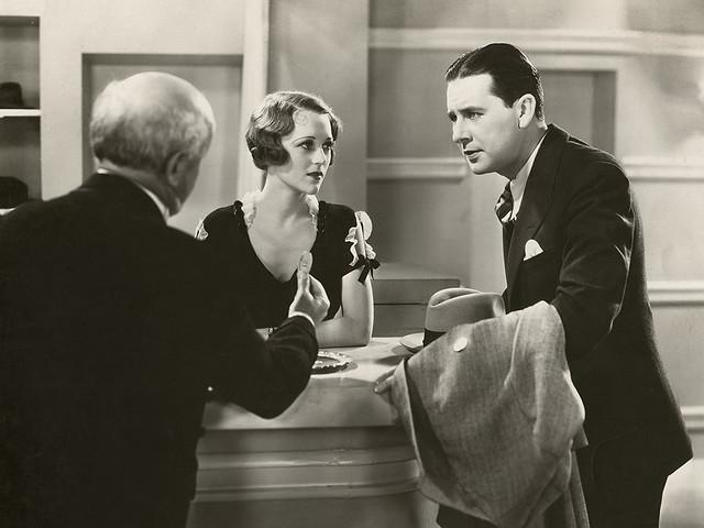 Sally Eilers, Ben Lyon 1932