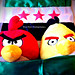 Angry birds are angry for Syria! by Sara's iPod..