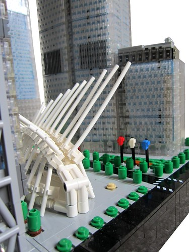 MOC: The new World Trade Center, New York - Special LEGO Themes ...