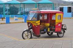 Els taxis a Puno