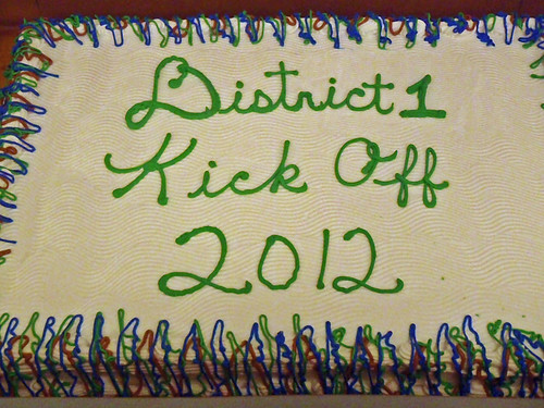 A sweet kick-off