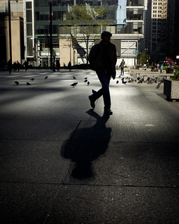 Street Chicago - Light and Shadows