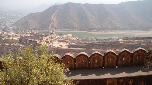 Jaipur India ~ Amber Fort by Vasenka