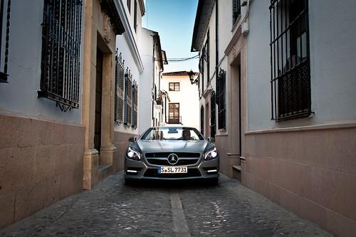 2012 Mercedes-Benz SL 500 BlueEFFICENCY