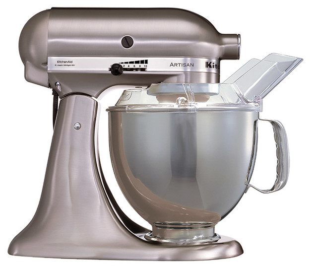 KitchenAid KSM150 Brushed Nickel Mixer S$1299