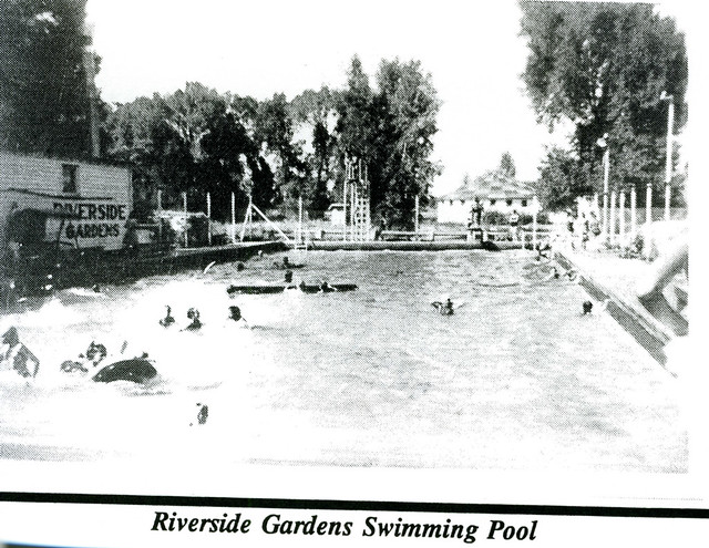 Riverside Gardens Swimming Pool