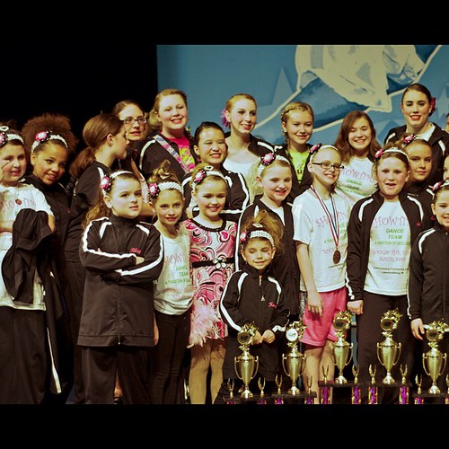 Dance Nationals... 2nd & 3rd places respectively !!!