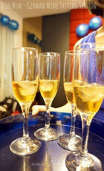 BLue Nun wine tasting - German wines-010