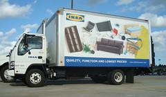 Ikea TruckSkin