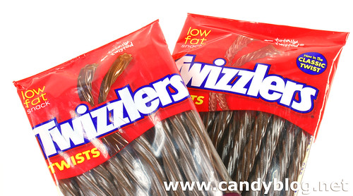 Twizzlers Chocolate Twists (New Recipe & Classic)