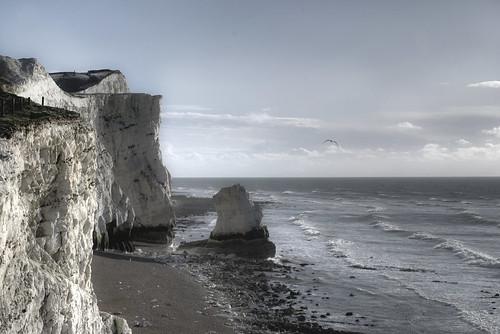 無料写真素材, 自然風景, 海, ビーチ・海岸, 風景  イギリス