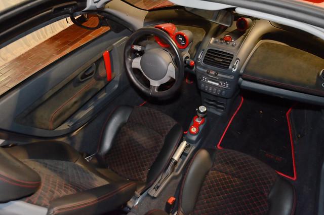 2006 smart roadster coupe brabus 4 flickr photo sharing. Black Bedroom Furniture Sets. Home Design Ideas
