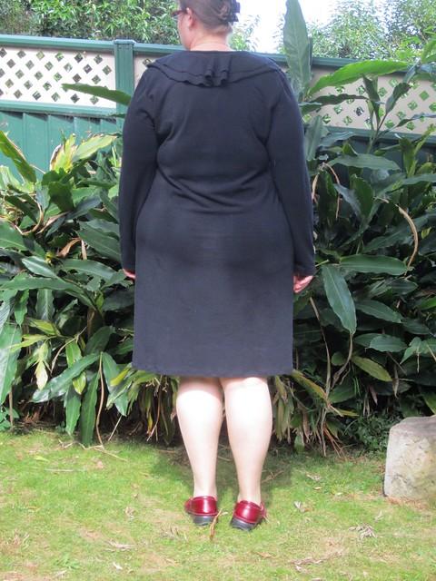 SA Lucy Dress back