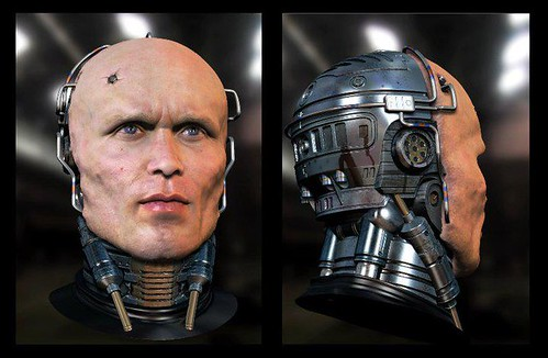 robocop peter weller proposed extra head for Hot Toys