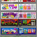 CollectingCandy.com Fun Dip Timeline by JasonLiebig