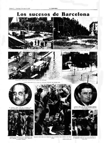 Los sucesos de Barcelona, mayo de 1937 by Octavi Centelles