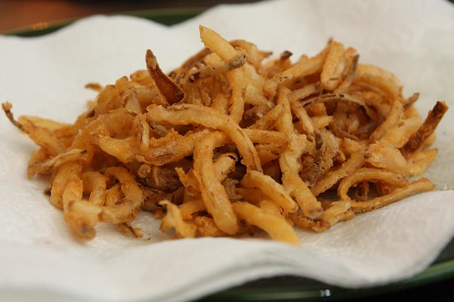 Spicy Fried Onions