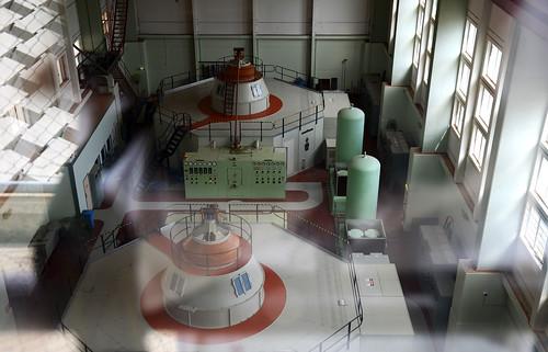 Hume Dam Generator