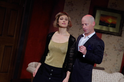 "Krista Miller in ""Romance the Play"""