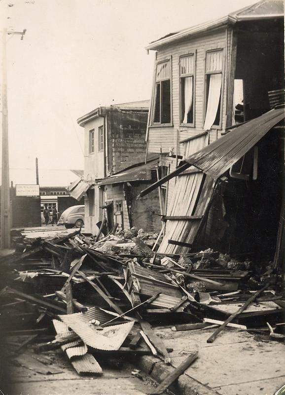 Terremoto de Valdivia - 1960