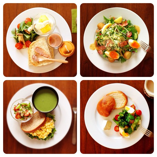 breakfast, breakfast, breakfast...