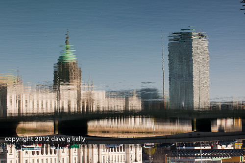 Liffey Icons Reflection