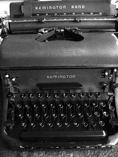 Remington Model KMC Typewriter