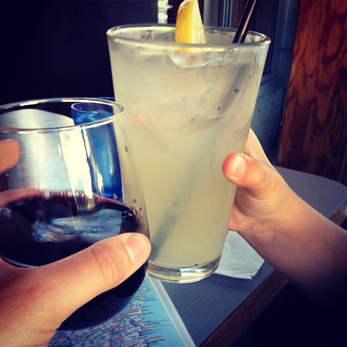 Cheers! #roadtrip12