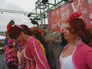vídeo 05 Ambiente en el ferial V Feria Abril Las Palmas de Gran Canaria 2012