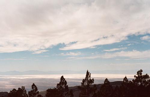 sky newmexico slr mamiya film 35mm view desert whitesands vista sunspot sacramentomountains whitesandsnationalmonument nationalsolarobservatory lincolnnationalforest scenicoutlook nc1000s nc1000 incredibleview rolleidigibasecn200 rolleicn200 nationalsunobservatory