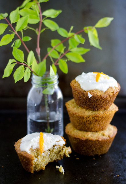 Cardamom Infused Citrus Coconut Muffins by Mary Banducci 4