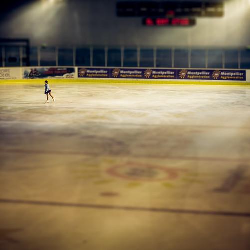 I skate alone