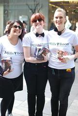 Mills & Boon @ Pitt St Mall