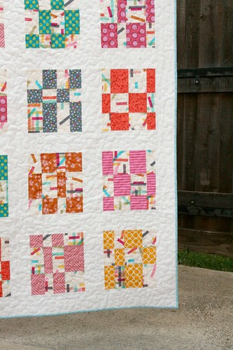 Washi Tape Quilt