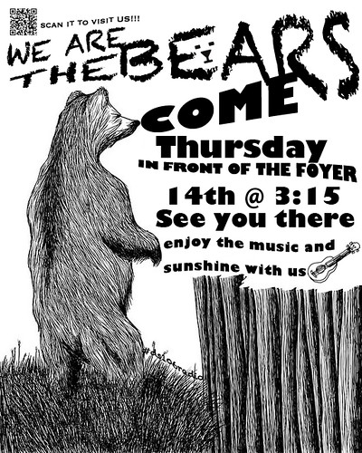 THE BEARS Flyer