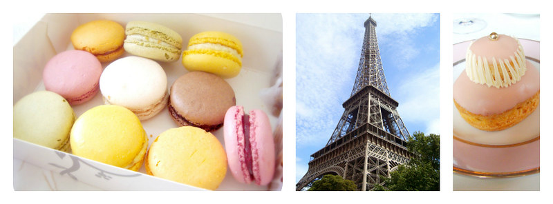 Paris Pastry Facebook Cover