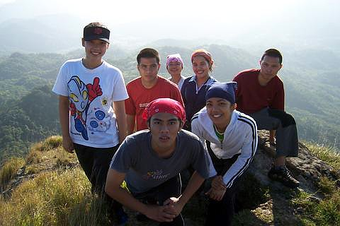 How to fund your wanderlust, Pico de Loro Climb April 2006