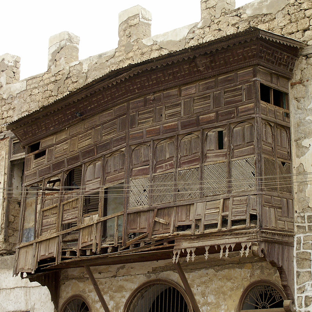 moucharabieh on an ottoman building in massawa eritrea. Black Bedroom Furniture Sets. Home Design Ideas