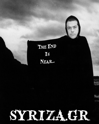 THE END IS NEAR by Colonel Flick