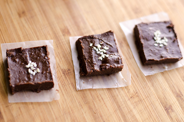 Sesame Seed Bone Building Chocolate Melts by Mary Banducci 5