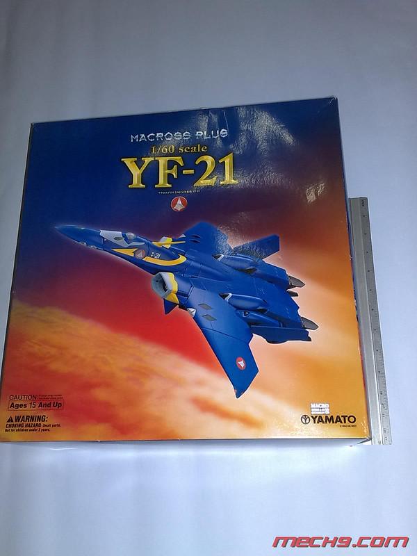 1/60 YF-21 by Yamato Toys