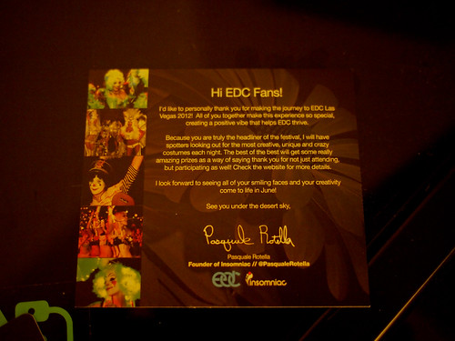 EDC TICKETS