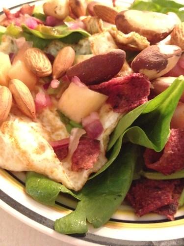 365 Paleo Recipe Project: DAY 22 - Crazy Tasty Salad