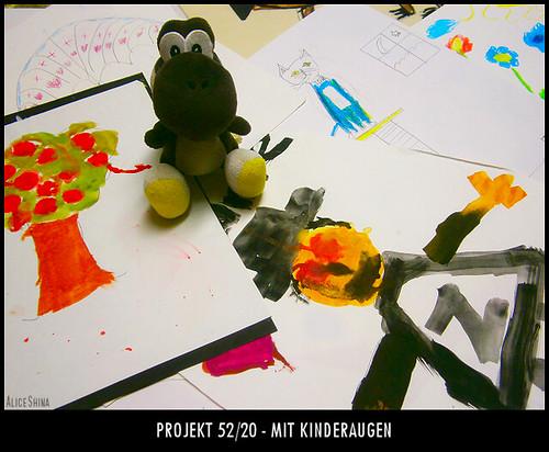Projekt 52/20 - Mit Kinderaugen